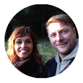 Anne-Claude et Philippe